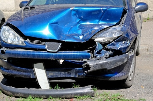 Selling Car For Cash - What Structural Frame Damage Means