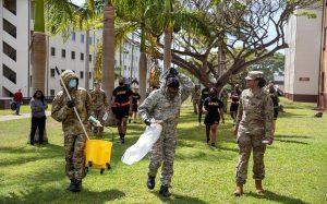 army base in Hawaii